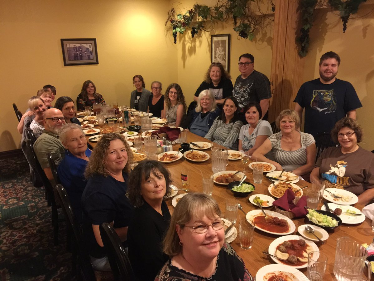 McAlester Fall Workshop After Party 2017